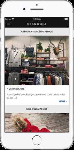 Schoser App